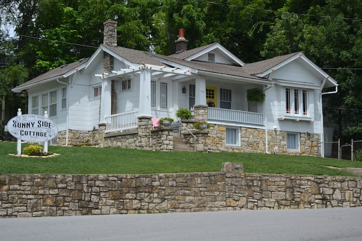 The Sunny Side Cottage - Excelsior Springs - Maison