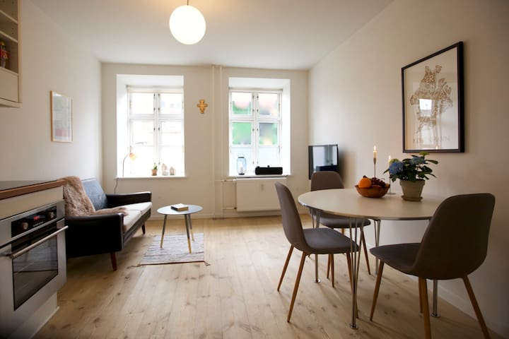 Prime location in the heart of Copenhagen - Copenhaga - Apartamento