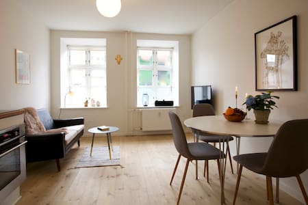 Prime location in the heart of Copenhagen - København - Apartment