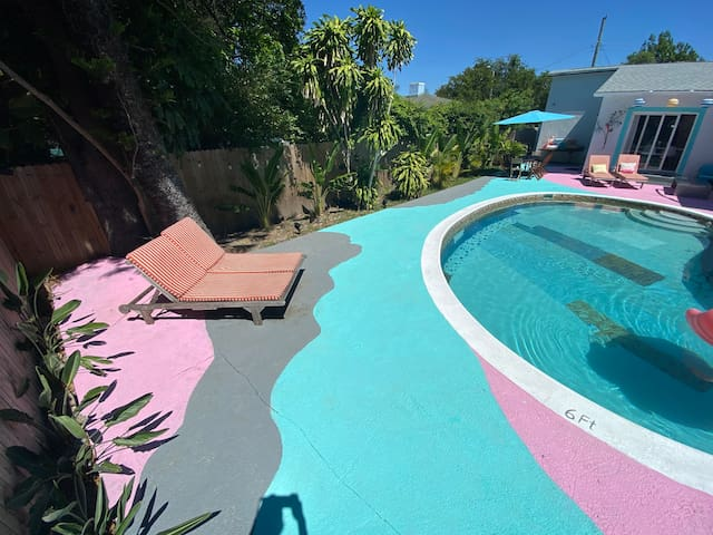 Magic City House with Private Pool
