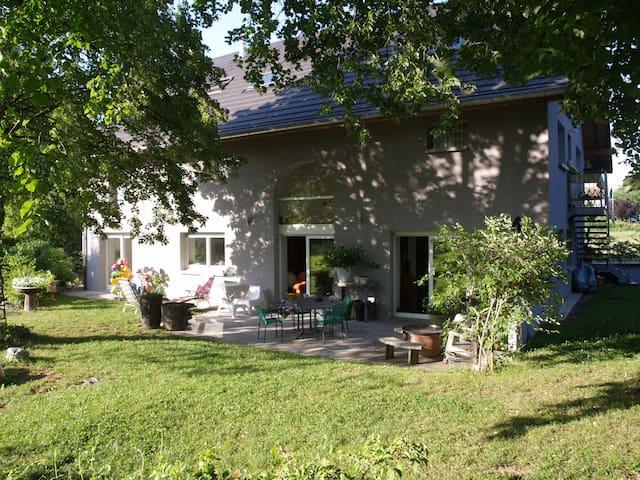 Maison proche Genève & stations ski - Reignier-Esery - 獨棟