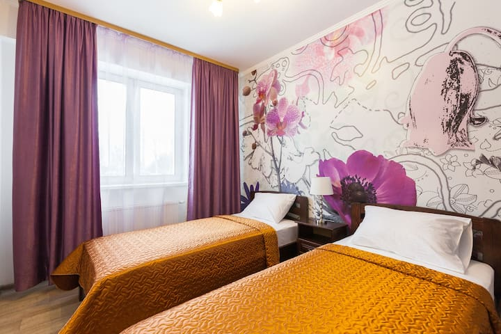 Apart-Hotel Suite Close to Sheremetyevo 303 - Dolgoprudnyy - Pis