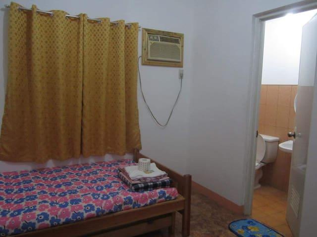 Small Quiet Bedroom in General Santos City