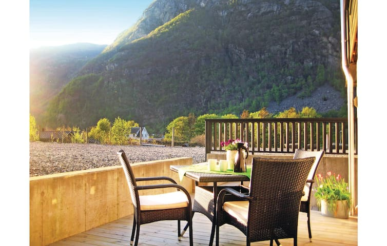 Holiday apartment with 1 bedroom on 40 m² in Dirdal