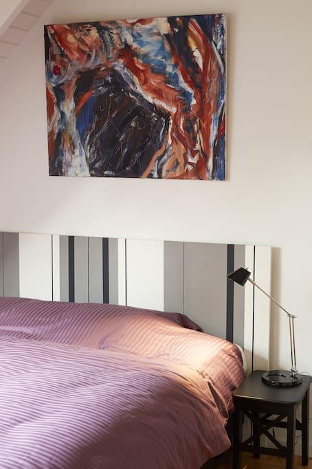 comfortabele bedden (E-flat)