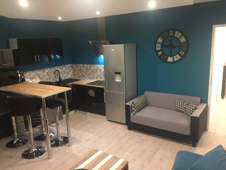 chambre 4 - logement secteur tréfilerie