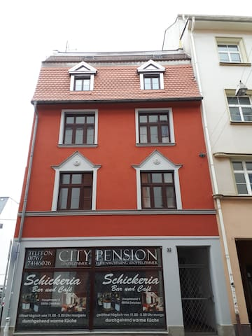 City Pension Zwickau