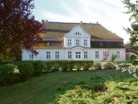 Gästewohnung im Gutshaus Bassendorf