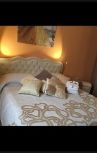 B&B L'Incrocio - Camera Equilibrio - Salerno - Bed & Breakfast