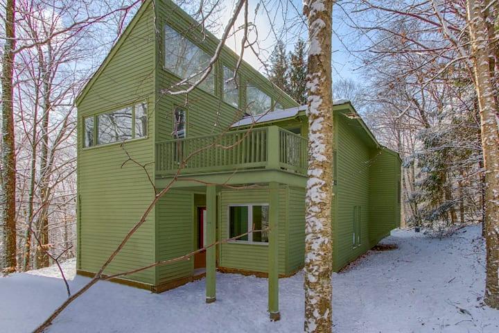 Chalet Hoo: Ski In-Ski Out/Hot Tub/Sauna