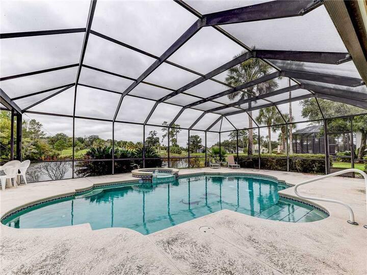 Ponte Vedra Seven Mile Drive, 4 Bedrooms, Private Pool, Spa