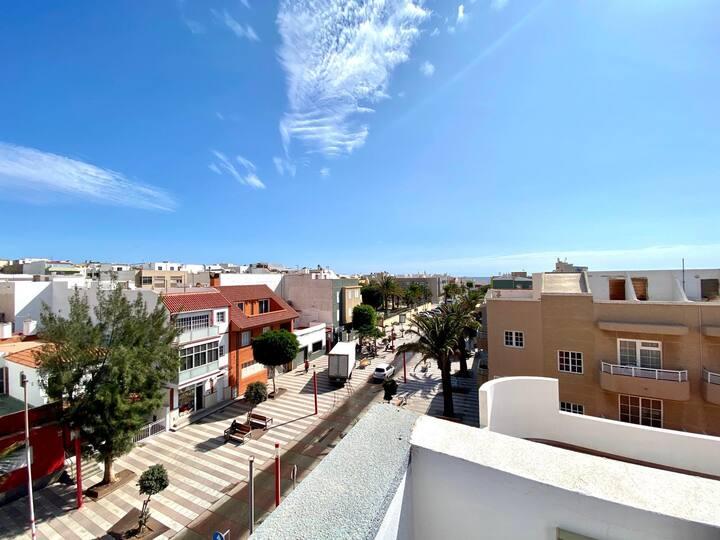 Estudio Atico en Playa Arinaga sin cocina