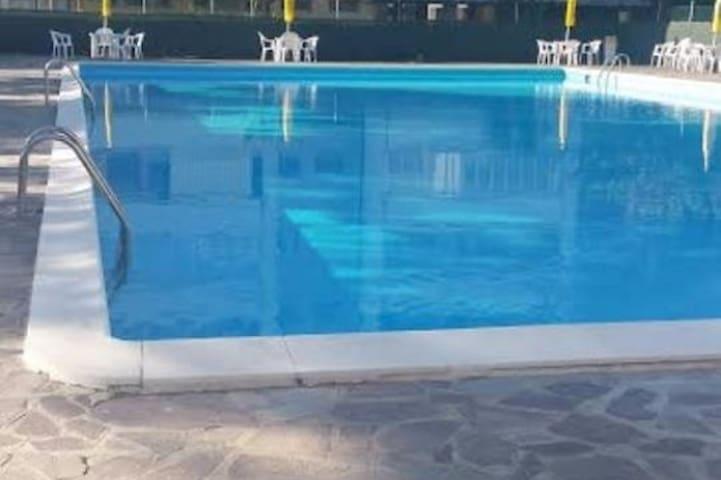 Appartamento in Residence con posto auto e piscina - Lido Adriano - Apartment