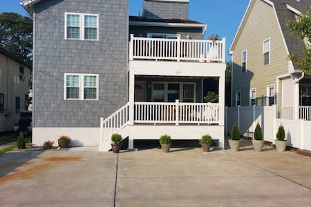 Pristine, Beach Home 6 BR  4 bath - Brigantine - House
