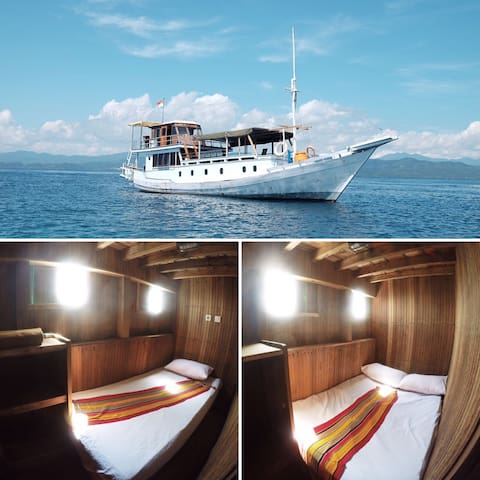 Sailing Komodo Liveaboard 3D2N - Every Friday
