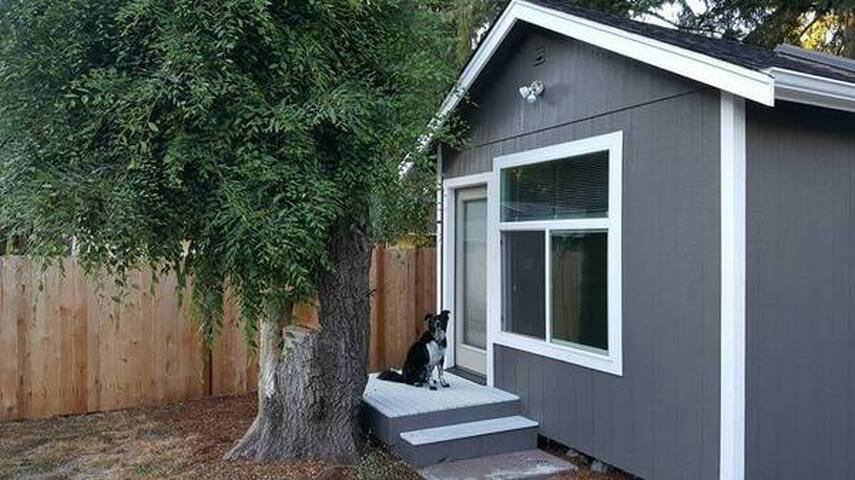 Private Small House Oasis 15 min from Seattle - Mountlake Terrace - 一軒家