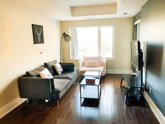 1+1 condo in Thornhill /2 Bed/1Bath/1 Free parking