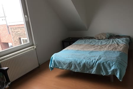 Cozy room in Rotterdam bikeincluded - Rotterdam - Daire