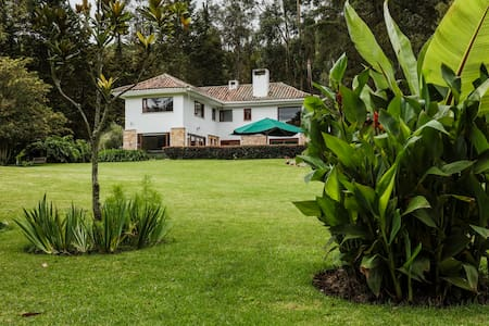 Espectacular casa de campo en la Sabana de Bogotá - Sopó