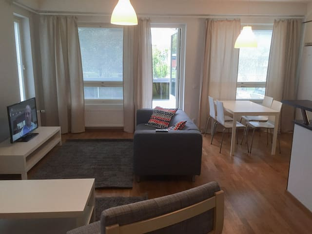 Two bedroom apartment in Kemi, Etelärantakatu 11 (ID 8768)