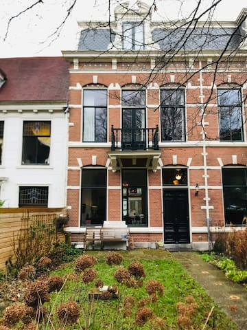 Large townhouse in Haarlem