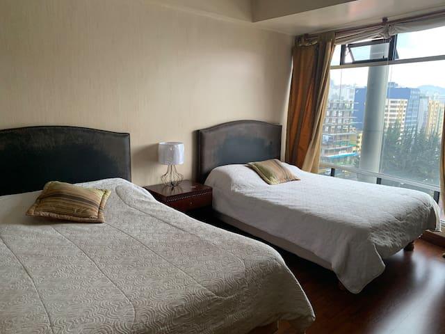 Excelente mini suite en la mejor Zona de Quito