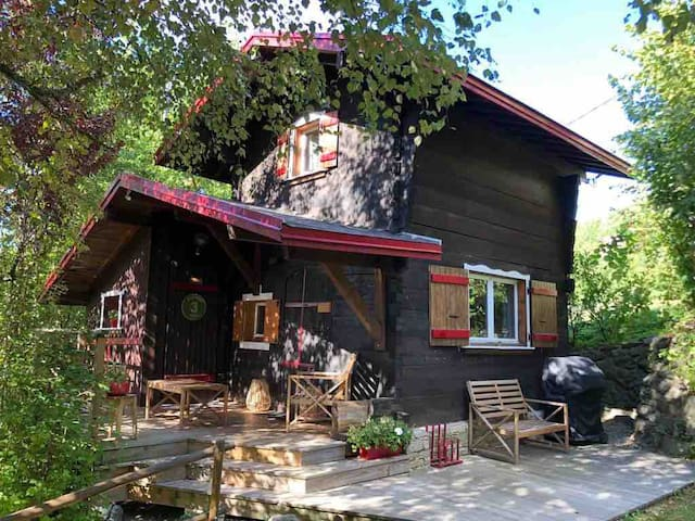 Le Mazot du Berger-Authentic Chalet