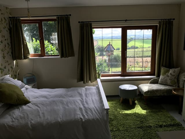 En-Suite Room with a Fantastic View