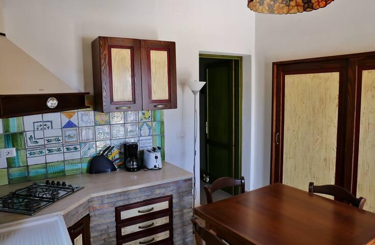 Zenit- Casa vacanza in Resort