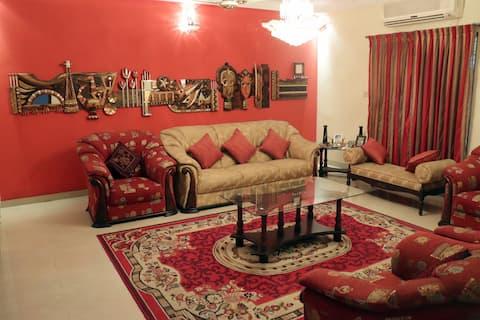 Luxurious 3500sqft Apartment beside Dhanmondi Lake