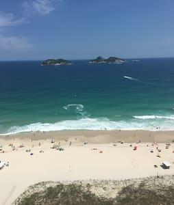 Apto na Praia da Barra da Tijuca - Rio de Janeiro - Apartment