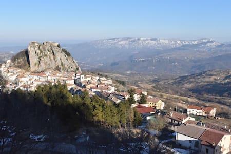 Il Nido del Falco Pellegrino - Valle del Sole - Apartment