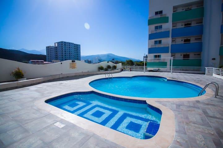 Apartment Rodadero Brisa Marina