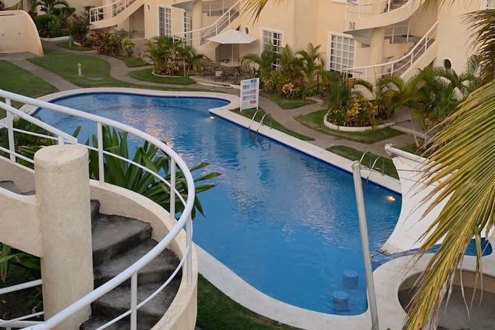 Lindo departamento en Acapulco