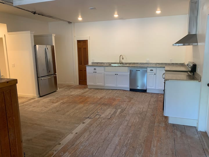 Renovating in-town Bar Harbor, 5 bedroom apartment
