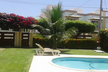 Apartamento na Ilha de Itaparica (Salvador/Bahia) - Vera Cruz - Rumah