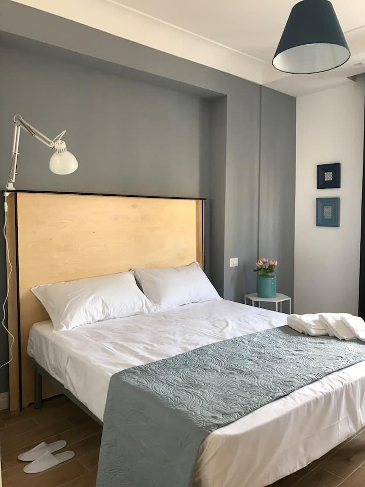 Letto&Latte B&B Pompei (Room 2)