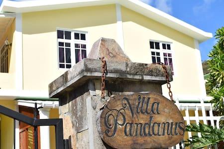 Villa Pandanus - @rche de Noe - Ile Rodrigues