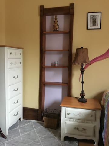 Bedroom 2 with Chest of Drawers