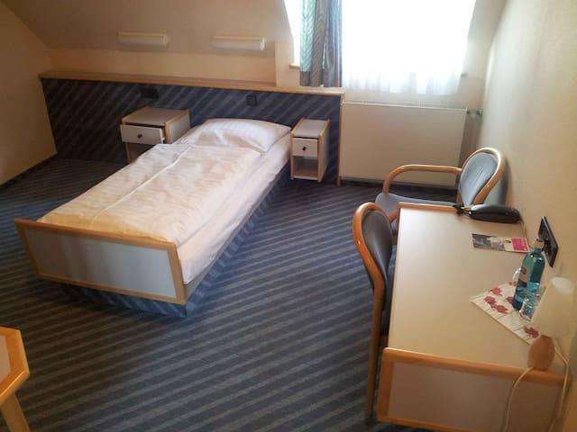 Löwen Hotel Arian, (Allmersbach), Einzelzimmer Komfort