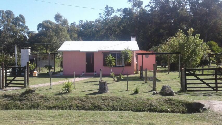 Alquilo Casa cerca del mar. Bella Vista/Maldonado