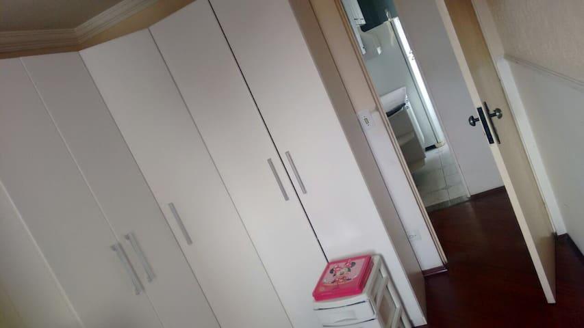 Ótimo apartamento - Mauá - Byt