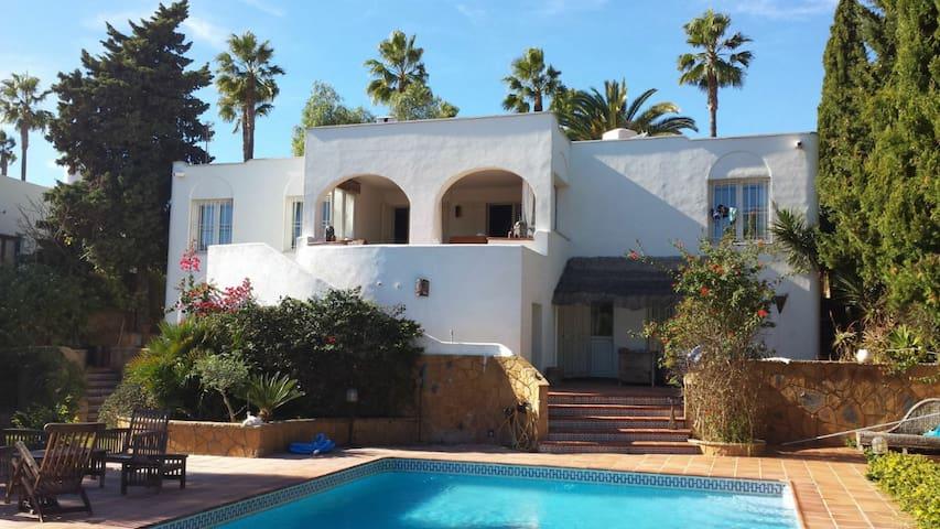 """Sotogrande Costa Villa- """"Ibiza style"""""""