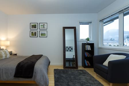 Perfect Room for All Travellers - Squamish - Ev