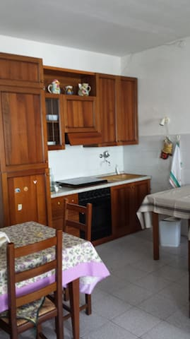 Maisonette in the National Park of Abruzzo - Villa Celiera - Hus