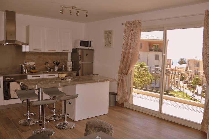 Appartement T3 Neuf Erbalunga, Corse - Brando - Apartment
