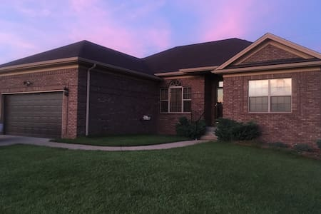 Quiet Retreat Near Knox & Etown - Radcliff - Casa