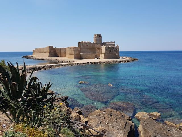 Casa vacanza Le Castella 1