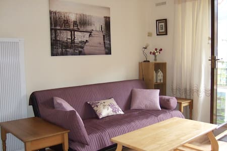 Central 1-bed apartment - perfect for 15 - 60 days