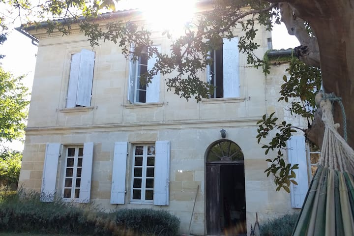 Lovely spacious home near St Emilion